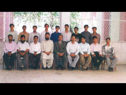 Sajid Iqbal - UET Lahore vs. Science College Lahore Radio Pakistan Quiz