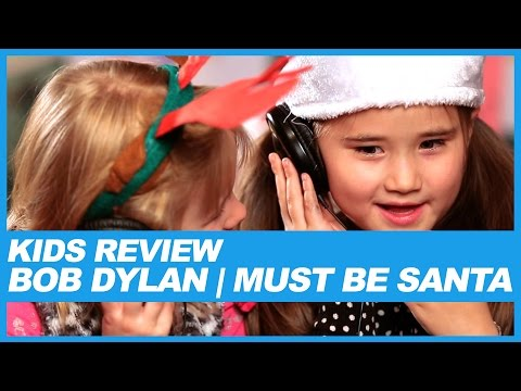 Kids React to Bob Dylan's 'Must Be Santa' Lyrics