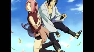 Сакура и Саске