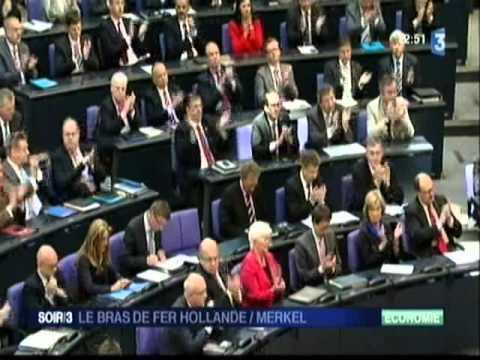 Hollande-Merkel : comment sortir de la crise ?