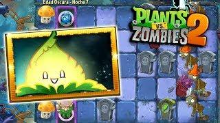 MI NUEVA PLANTA ILUMINA-MENTA - Plants vs Zombies 2