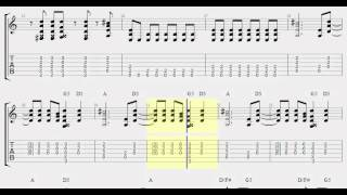 AC/DC - Highway to Hell [Guitar Tab] + Download