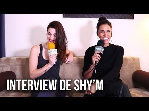 Youtube: INTERVIEW DE SHY'M: SON PARCOURS, SES AVENTURES ET LA TOURNÉE