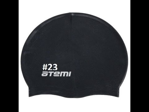 Шапочка для тренировок в бассейне Speedo Silicone 100% - YouTube