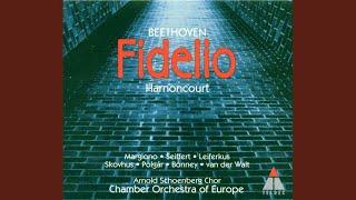 """Fidelio : Act 2 """"Er sterbe!"""" [Pizarro, Florestan, Leonore, Rocco]"""