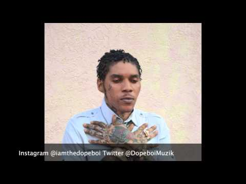 Vybz Kartel - No Games (Raw) - Love Tri-Angle Riddim - September 2013