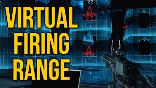 Advanced Warfare الظاهري الرماية (CoD AW القائمة الجديدة ميكانيكا)
