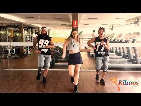 Ivete Sangalo - Cheguei Pra Te Ama - Coreografia - Ritmos Fit