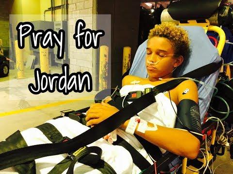 🐍SNAKE BITE!! Jordan's in the ER😭 with 16 VILES of ANTI-VENOM!