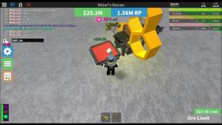 Roblox | Miners Haven | Fast Beehive Review