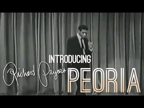 """Introducing """"Richard Pryor's Peoria"""""""