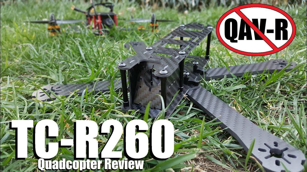 TC-R260 Frame (QAV-R Clone) from Banggood
