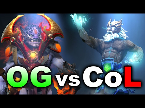 OG vs CoL - GRAND FINAL - Elimination Mode 3.0 Dota 2