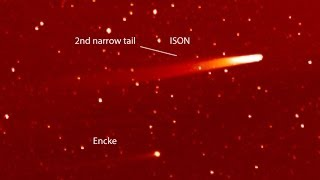 Comet ISON : Makes Final approach to go around the Sun on Thanksgiving Day (Nov 27, 2013)