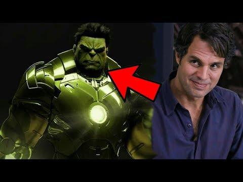 The Secret Role Of Hulk In Avengers 4 (Bruce Banner)
