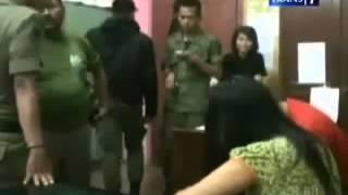 Pasangan Mahasiswa Mesum Di Hotel Ditangkap