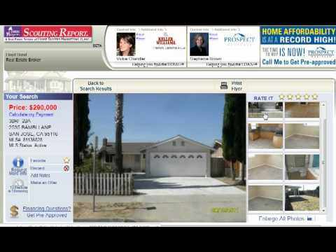 San Jose Home For Sale in Alum Rock – 2535 Bambi Lane