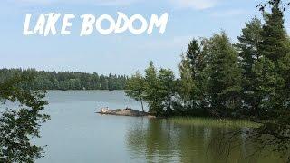 A quick tour at lake bodom
