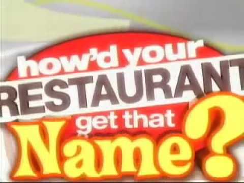 Rachael Ray.  How'd Your Restaurant Get That Name?  Bar-B-Cutie, Allen Texas