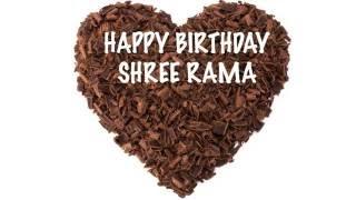 ShreeRama   Chocolate - Happy Birthday