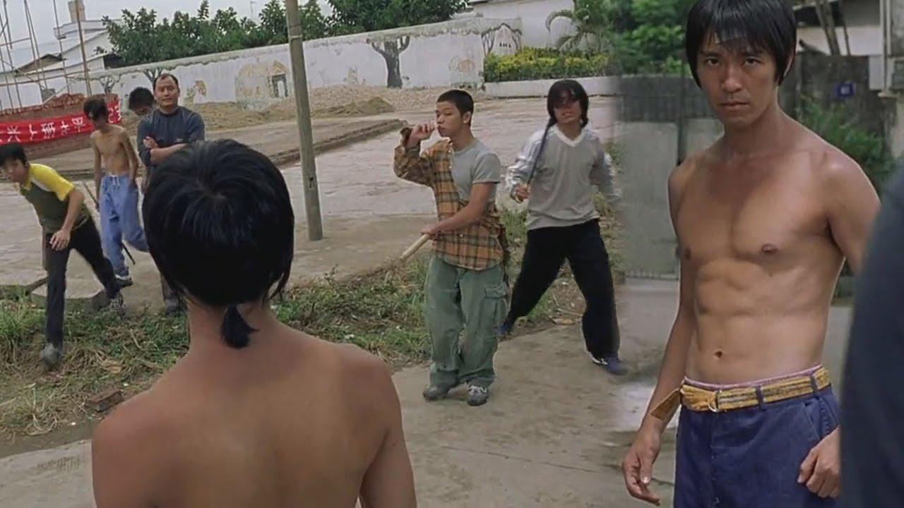 Download Laban sa mga Gangsters - Shaolin Soccer Tagalog Version