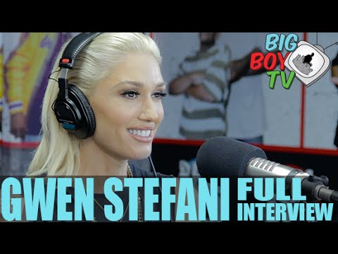 """Gwen Stefani on Being Single, """"The Voice"""", And More! (Full Interview) 