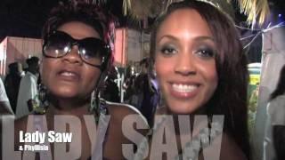 Jah Cure, Keri Hilson, Phyllisia Reggae Sumfest 2009!