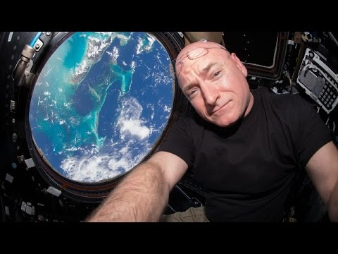 LIVE: NASA astronaut Scott Kelly holds his final press conference from orbit