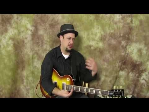 Music Theory you Must Know to play up and down the Fretboard