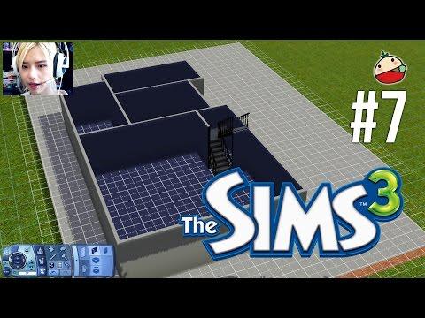 The Sims 3 (PC) #7 สร้างเรือนหอรอเจ้าชายคนใหม่ Thai Commentary ไทย