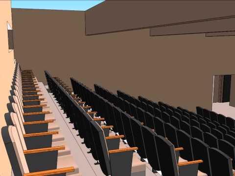 Katoomba Theatre concept design