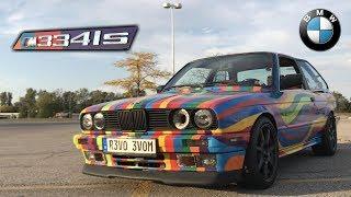 Meet The 1 of 1 BMW E30 M334is *E36 M3 ENGINE*