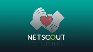 NETSCOUT's Heart of Giving Program | Connected for Good
