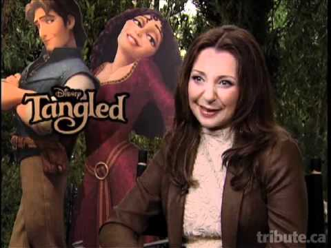 Donna Murphy - Tangled Interview