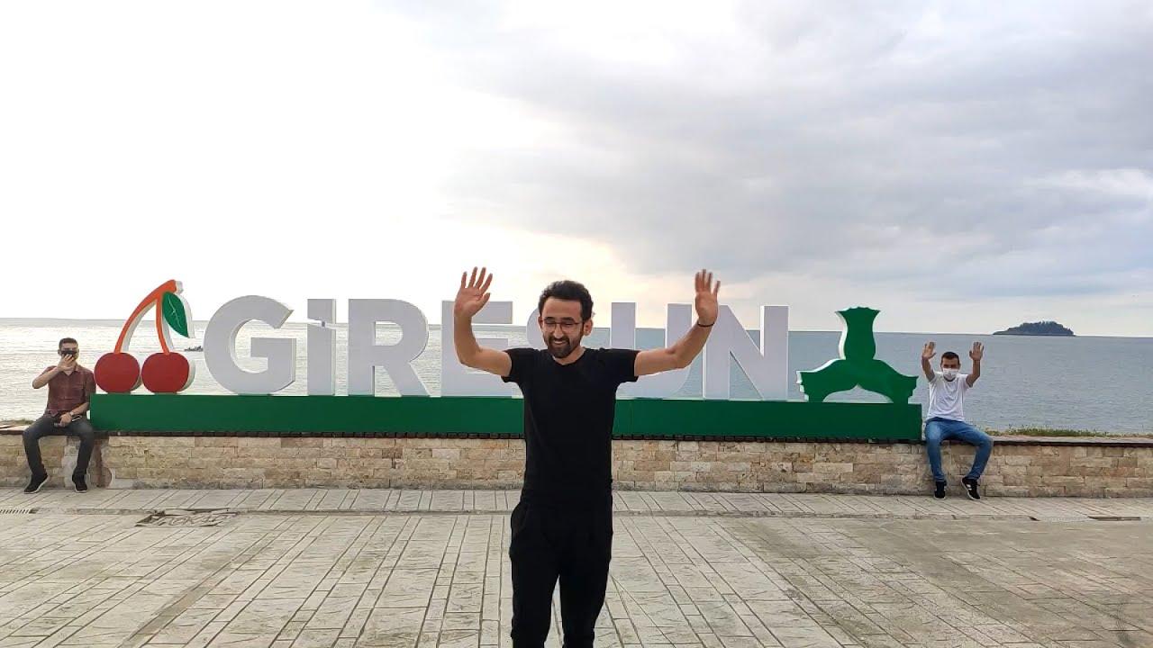 Giresun Kalesi, Gazi Caddesi, Kümbet Yaylası VLOG (Giresun'da Gezilecek Yerler)