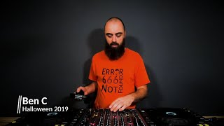 Melodic Techno // House Mix 2019 by Ben C MTH Special Halloween