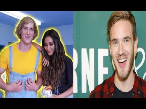 logan paul and shay mitchell