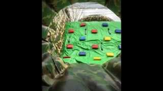 Boot Camp Obstacle Course - Scats Bouncing Castles