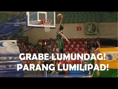 Poypoy Actub: High Flying Slam Dunking Kid From Bukidnon