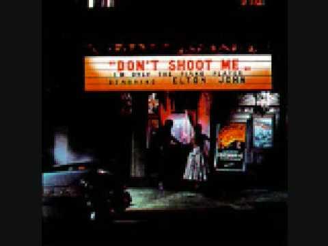 Elton John - Texan Love Song (Don't Shoot 8 of 14)