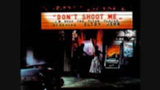 Elton John - Texan Love Song (Don