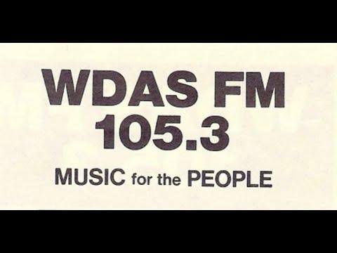 WDAS-FM 105.3 Philadelphia - Sunday Night Oldies Show - Butterball Tribute 07-29-2012   (2/2)