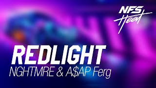 Need for Speed Heat - Redlight - NGHTMRE & A$AP Ferg (Trailer)