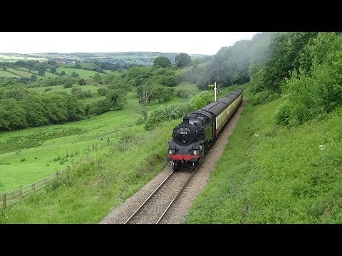 North Yorkshire Moors Railway June 2017