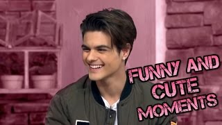 Abraham mateo - FUNNY AND CUTE MOMENTS (2016/2017)