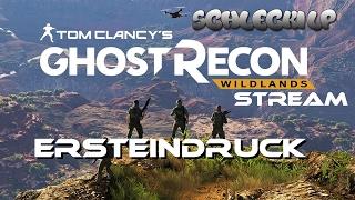 Ghost Recon: Wildlands | closed Beta | Ersteindruck | Anfänger Guide | Fazit | STREAM