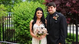 Stratigo's Banquet Centre Wedding Reception | Maria and Michael