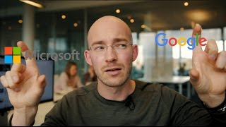 A 10 Minute Comparison: Office 365 vs Google's G Suite - WorkTools #32 by Christoph Magnussen