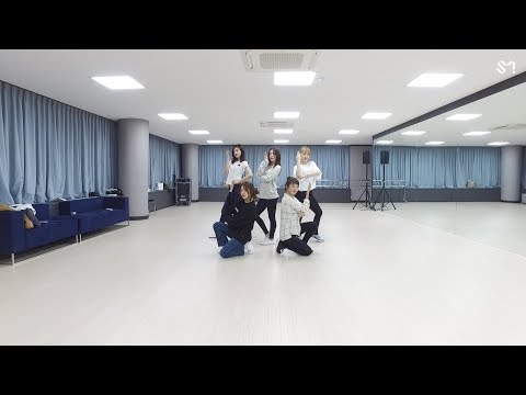 Red Velvet 레드벨벳 '봐 Look' Dance Practice