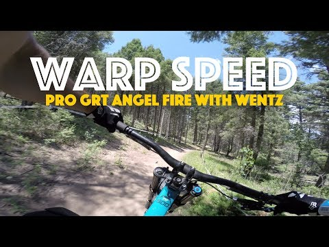 SHRED WITH STEVE - Pro GRT DH at Angel Fire